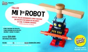 MI PRIMER ROBOT