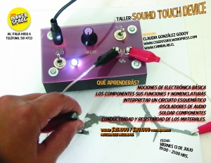 SOUND TOUCH DEVICE