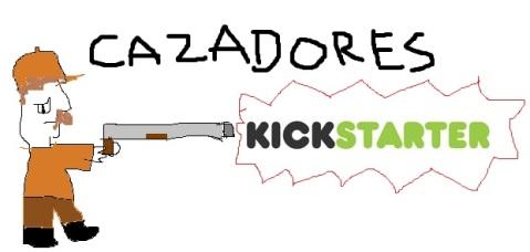 cazadores kickstarter