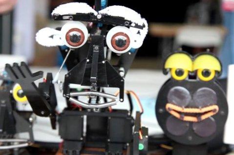 maker-faire-robots