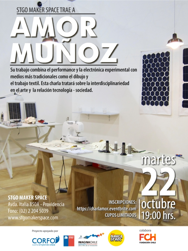 Afiche_AmorMunoz(CHARLA)